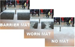 Barrier Mat Condition